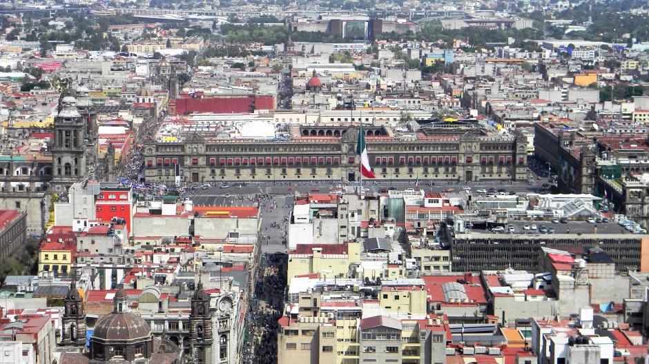 Centro de la Ciudad de Mexico