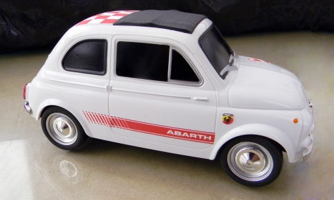 Fiat Abarth3