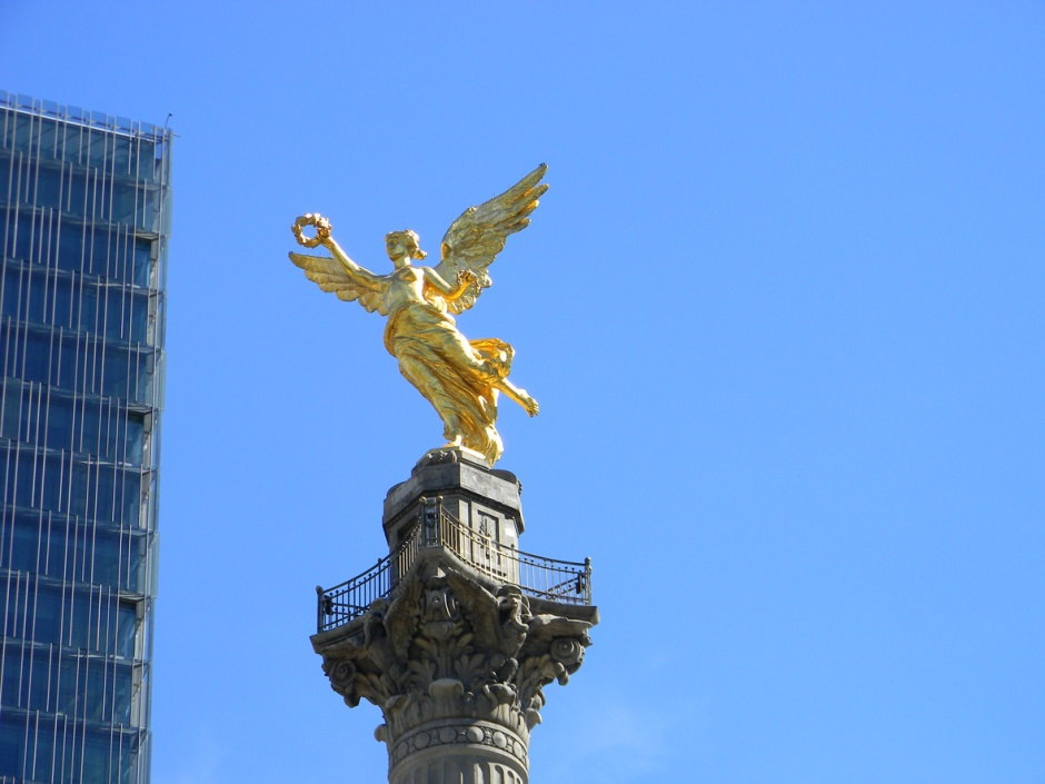 angel de la Independencia - jorgechincoya.com