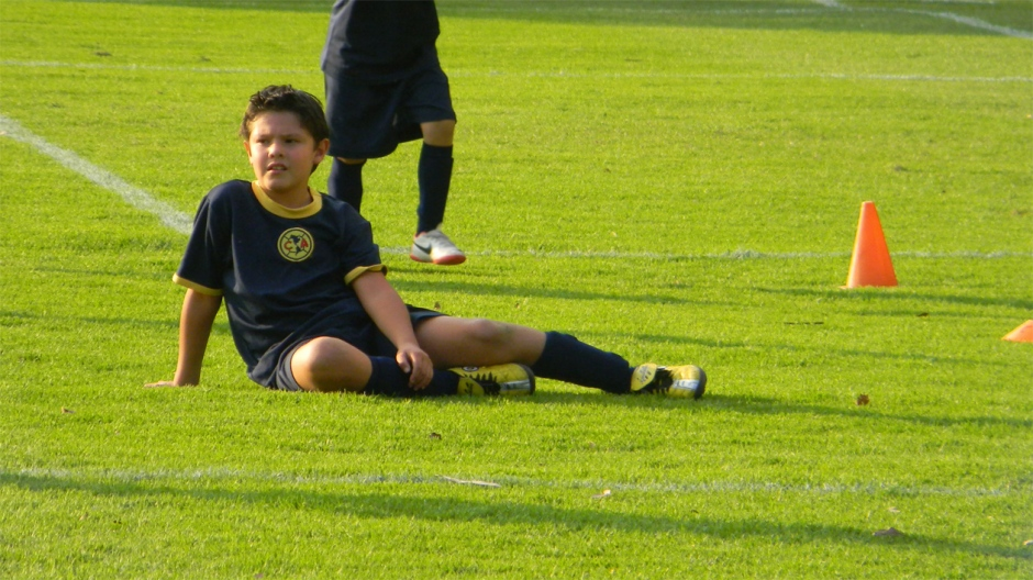 Futbol Niño - jorgechincoya.com