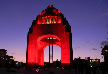 Monumento a la Revolución - © jorgechincoya.com