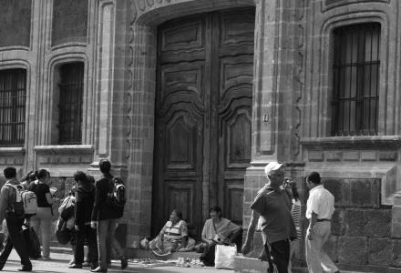 Portón - Ciudad de México