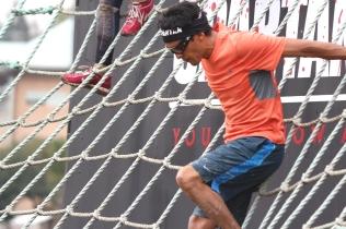 Spartan Race Hipódromo de las Américas - México - Octubre 2014 - jorgechincoya.com
